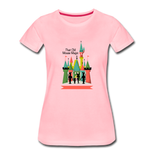 Load image into Gallery viewer, That Old Mouse Magic - Women's Premium T-Shirt - pink