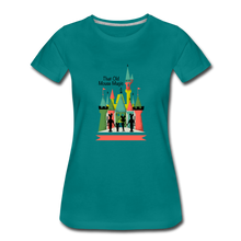 Load image into Gallery viewer, That Old Mouse Magic - Women's Premium T-Shirt - teal
