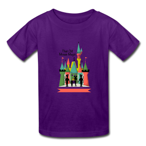 Kids' T-Shirt - purple