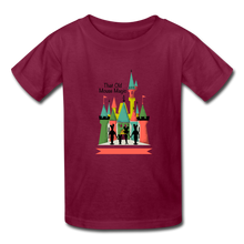 Load image into Gallery viewer, Kids' T-Shirt - burgundy