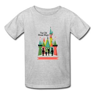 Kids' T-Shirt - heather gray