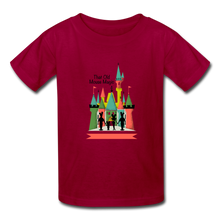 Load image into Gallery viewer, Kids' T-Shirt - dark red