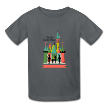 Load image into Gallery viewer, Kids' T-Shirt - charcoal