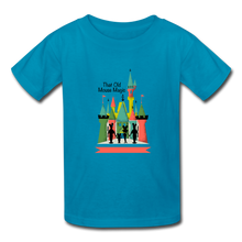 Load image into Gallery viewer, Kids' T-Shirt - turquoise
