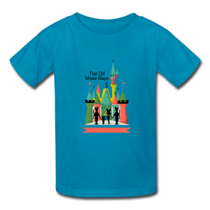 Kids' T-Shirt - turquoise