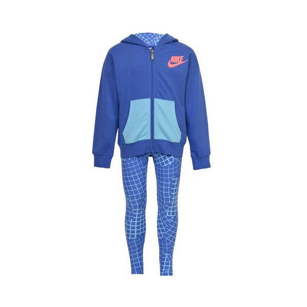 Children's Tracksuit Nike 923-B9A Blauw