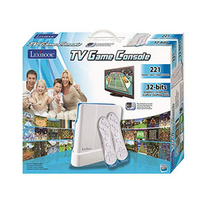 Console TV Lexibook (221 Games)
