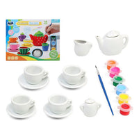 Knutselset Tea Time Diy 119947 (15 pcs)