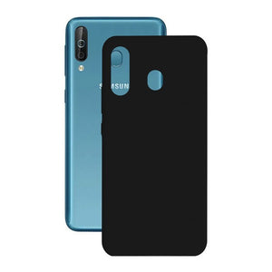 Telefoonhoes Samsung Galaxy A40s Contact Silk TPU