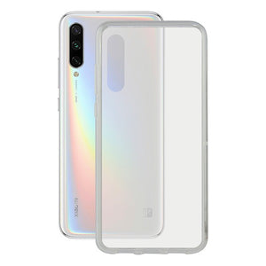 Telefoonhoes Xiaomi Mi A3 Contact Flex TPU Transparant