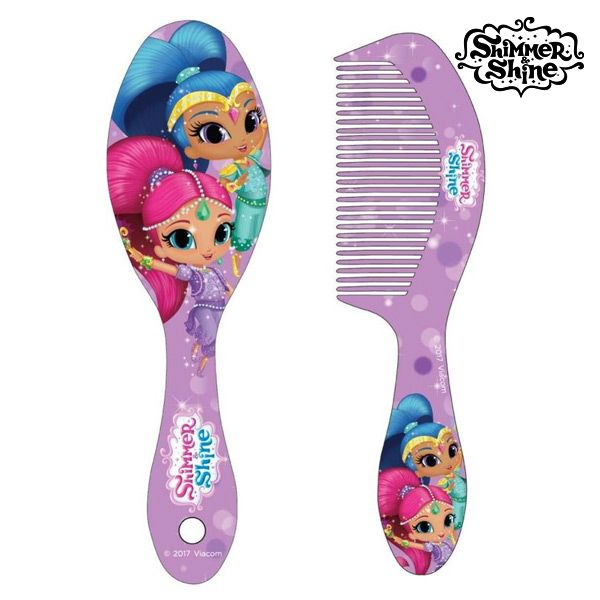Kapper Set voor kinderen Shimmer and Shine 70859 (2 pcs)