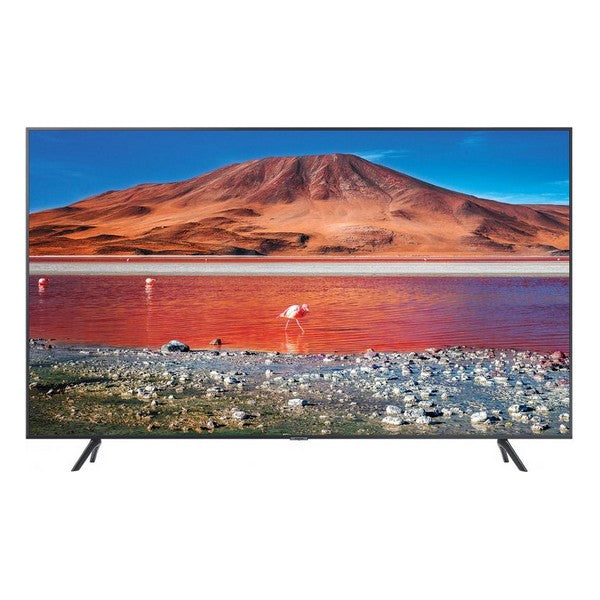 "Smart TV Samsung UE70TU7105 70"" 4K Ultra HD LED WiFi Grijs"