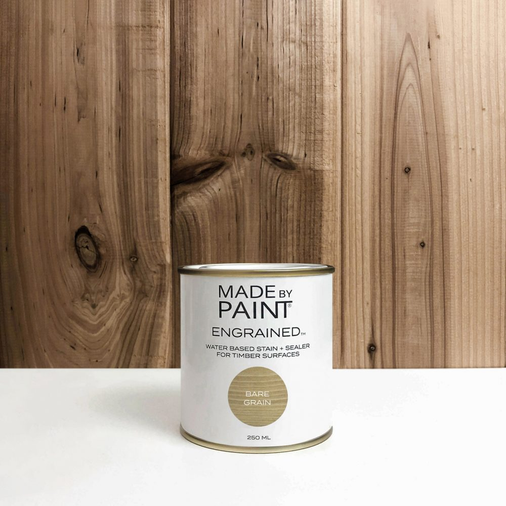 Bare Grain Wood Stain