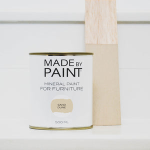 Sand Dune Mineral Paint