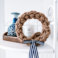 Load image into Gallery viewer, Hamptons Rope Wreaths