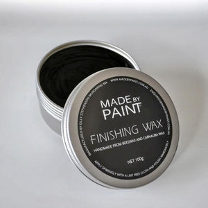 'Black' Finishing Wax