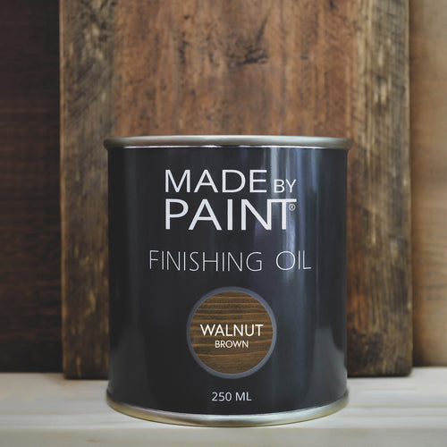 'Walnut Brown' Finishing Oil - Fuller's Flips