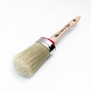 Gava Medium Oval Brush