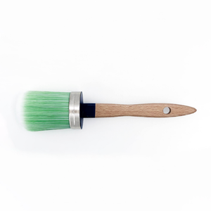 Large Synthetic Oval Brush