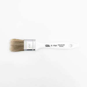 Gava Small Flat Brush