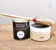 Load image into Gallery viewer, Chalk Paint, Brush and Wax Pack