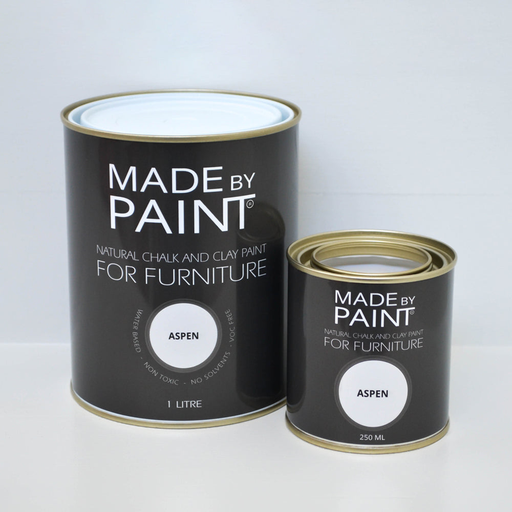 'Aspen' Chalk & Clay Furniture Paint by Madebypaint®️ - Fuller's Flips