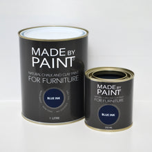 Load image into Gallery viewer, 'Blue Ink' Chalk & Clay Furniture Paint by Madebypaint®️ - Fuller's Flips
