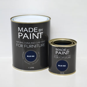 'Blue Ink' Chalk & Clay Furniture Paint by Madebypaint®️ - Fuller's Flips