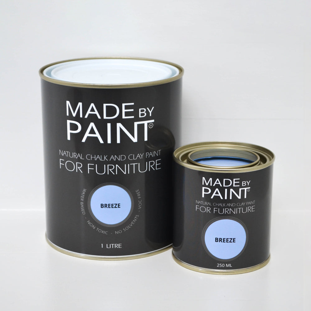 'Breeze' - Chalk & Clay Furniture Paint by Madebypaint®️ - Fuller's Flips