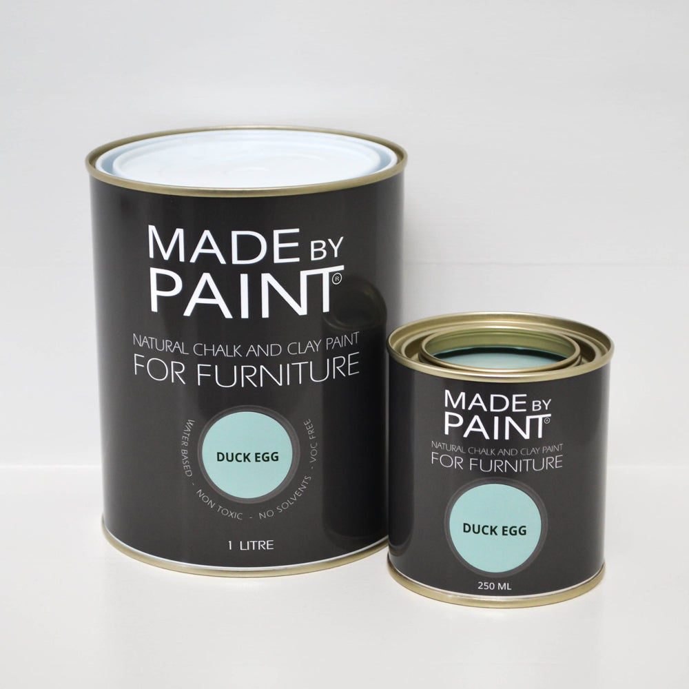 'Duck Egg' - Chalk & Clay Furniture Paint by Madebypaint®️ - Fuller's Flips