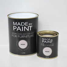 Load image into Gallery viewer, 'Smoke' - Chalk & Clay Furniture Paint by Madebypaint®️ - Fuller's Flips