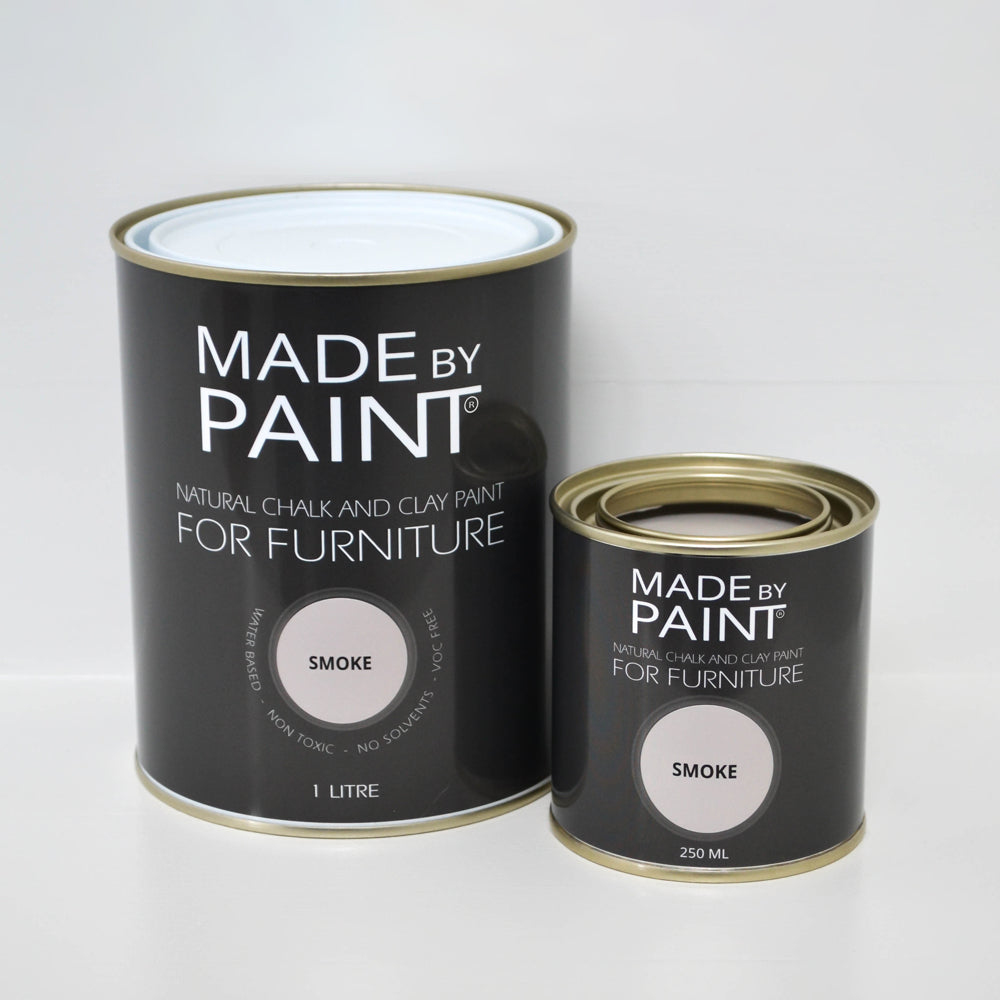'Smoke' - Chalk & Clay Furniture Paint by Madebypaint®️ - Fuller's Flips