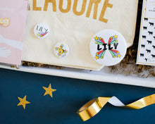 Build your own Starburst Birthday Letterbox Gift