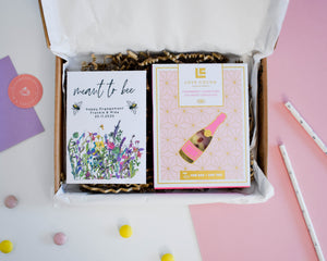 Happy Engagement Letterbox Gift Set