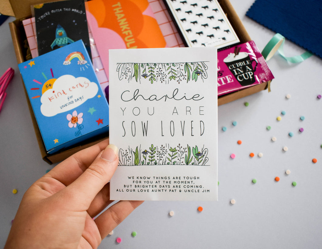 Build Your Own Kids Pick Me Up Gift Box