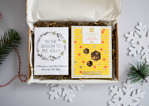 Bee Jolly Christmas Letterbox Gift