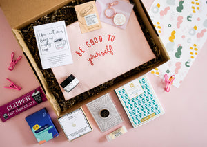 New Mum Build Your Own Gift Box