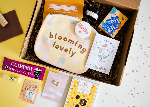 Build Your Own Happy Birthday Gift Box