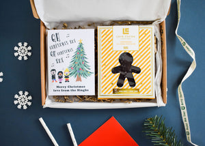 Oh Christmas Tea Letterbox Gift Set