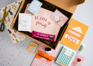 Build Your Own Self Care Gift Box