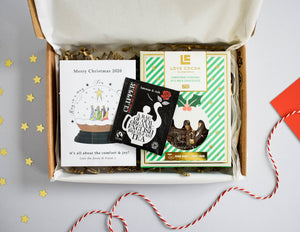 Three Kings Hug in a Mug Letterbox Gift Set