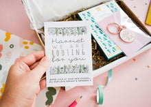 Rooting For You Personalised Letterbox Gift Set