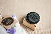 'Handmade with Love' Rubber Stamp