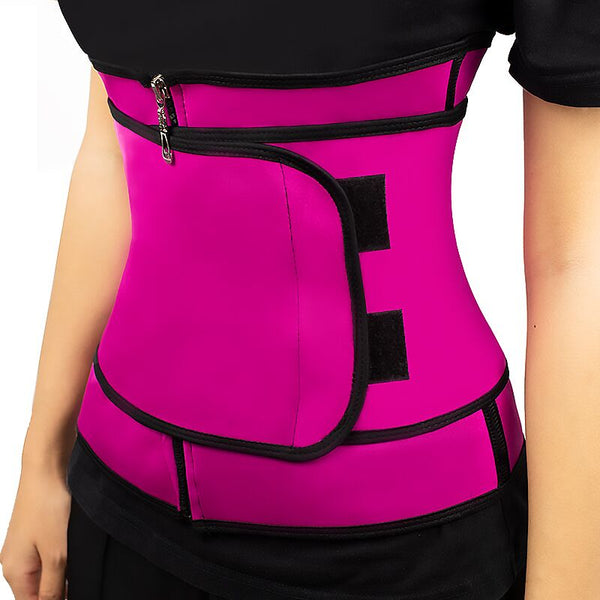 Thermo Sweat Belt Waist Trainer for Fat Burning
