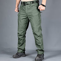 Mens Outdoor Cargo Pants with Multiple Pocket