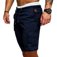 Mens High Quality Military Cargo Shorts