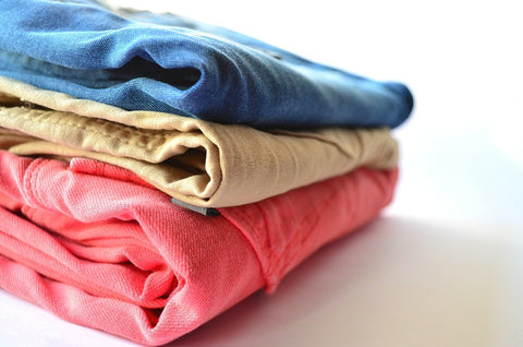Shirt folded - F&f laundry dry cleaning factory