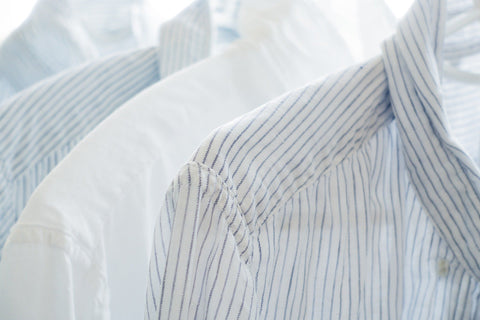5 shirts ( wash & Iron ) - F&f laundry dry cleaning factory