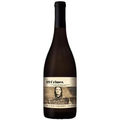 19 Crimes Hard Chard, South Eastern Australia 2019 187ml