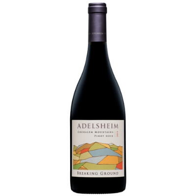 Adelsheim Vineyard Breaking Ground Pinot Noir, Chehalem Mountains, USA 2015
